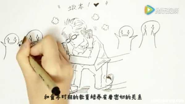 原创手绘动画:如何提高你的情商